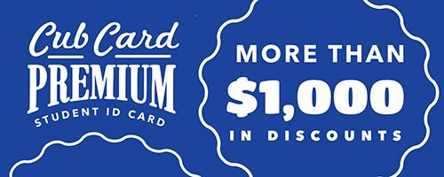 CubCard Premium